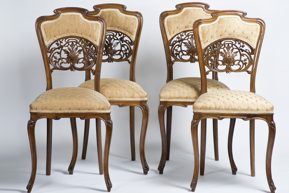 Italian Set Of Chairs ...